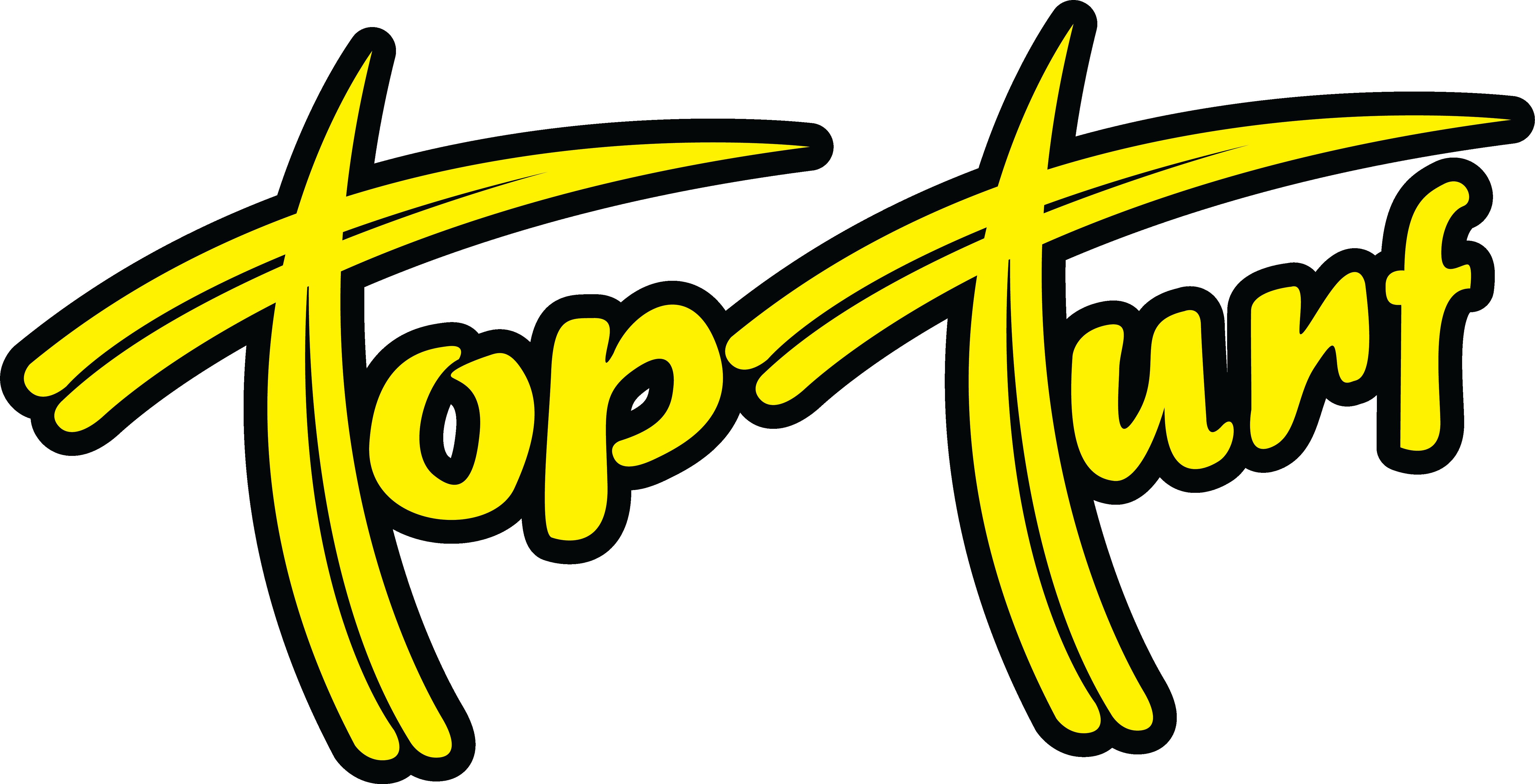 Top Turf logo large R