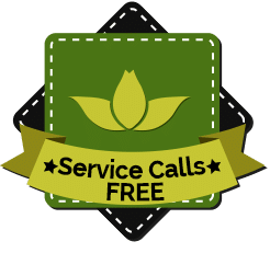 Badge FREE SERVICE CAL