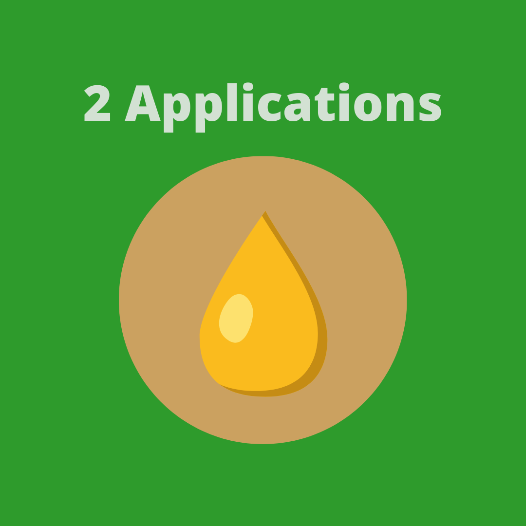 TWO HORTICULTURAL OIL APPLICATIONS