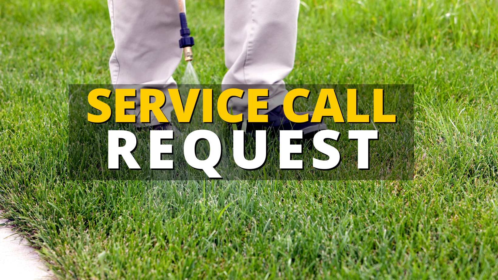 service call request